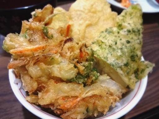 はなまる天ぷら天丼
