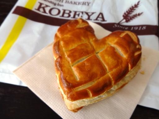 神戸屋ハートのチョコパイ