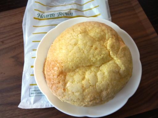 ハースブラウンメロンパン