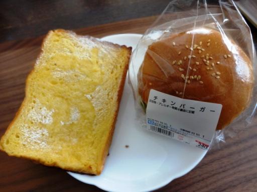 ヨークマートのパン